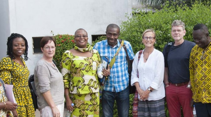 Gespräch mit WANEP-Togo